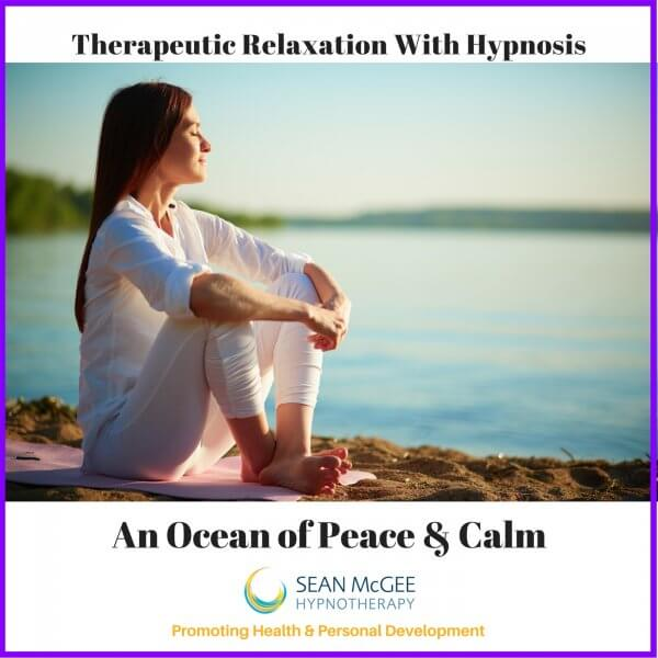 Hypnosis for relaxation and stress relief from Sean Mc Gee Hypnotherapy