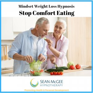 Lose Weight Stop Comfort Eating. Weight Loss Hypnosis from Sean Mc Gee Hypnotherapy