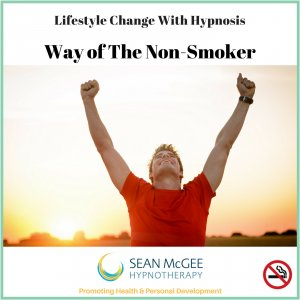 Way of the Non Smoker. Stop smoking hypnosis from Sean Mc Gee Hypnotherapy